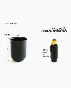 cubre-portalamparas-y-rotula-marron